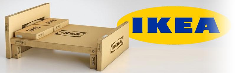 Ikea renomme ses produits.
