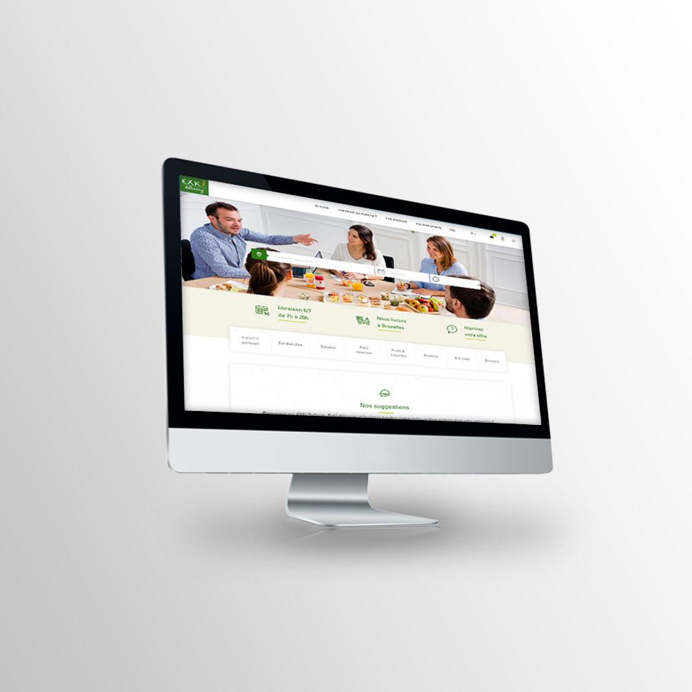 Refonte e-commerce Odoo pour Exki