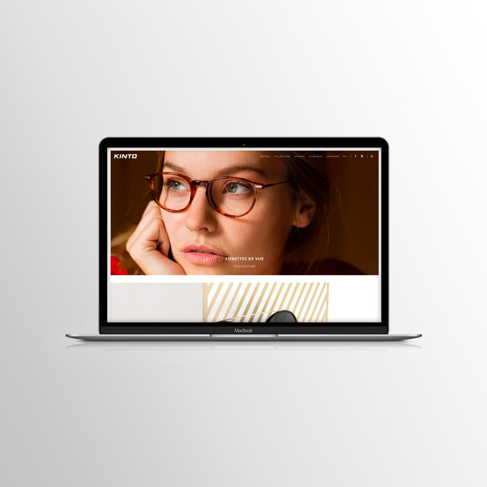 Kinto, les lunettes à la belge