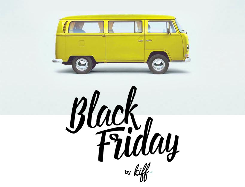 Black Friday | -20% sur vos commandes pour 2018